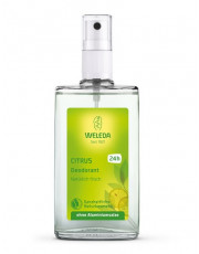 Weleda, Citrus-Deodorant, 100ml Flasche