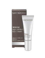 Santaverde, XINGU Age perfect Eye Cream, 10ml Flasche
