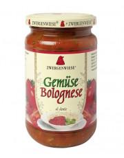 Zwergenwiese, Gemüse Bolognese, 350g Glas