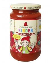 Zwergenwiese, Kinder Tomatensauce, 350g Glas