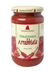 Zwergenwiese, Tomatensauce Arrabbiata, 340g Glas